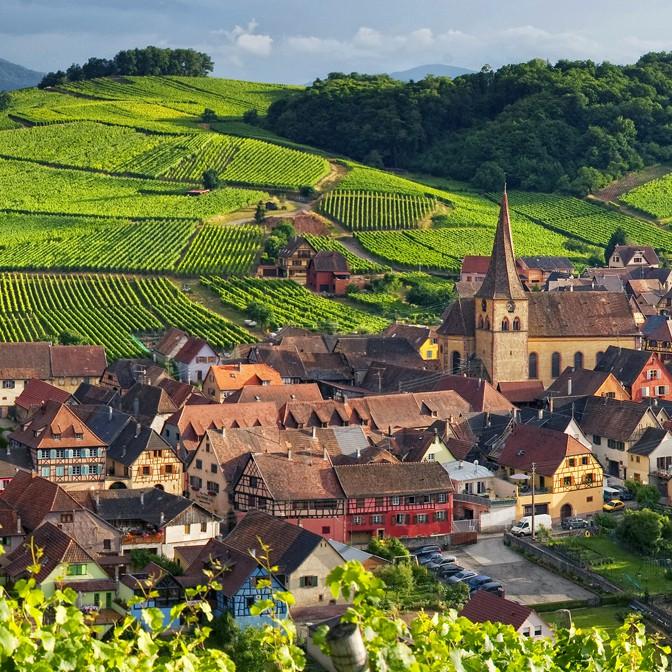 Alsace / Lorraine / Champagne