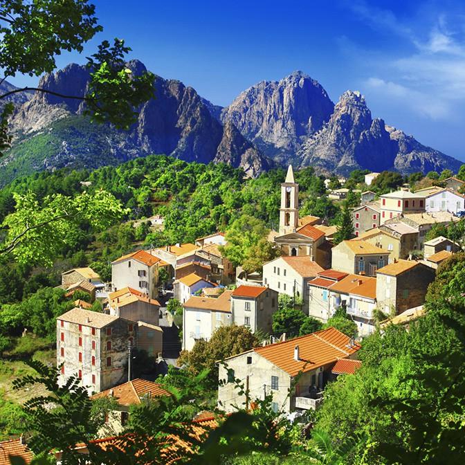 Midi Pyrénées / Provence / Corse